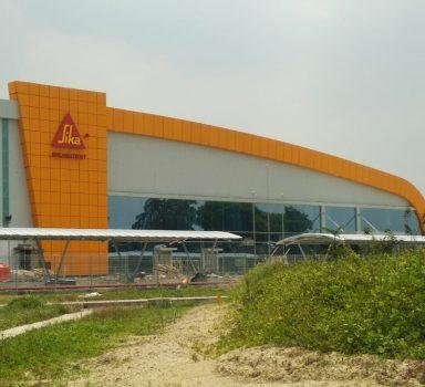 Plafon – SIKA Factory Cibitung