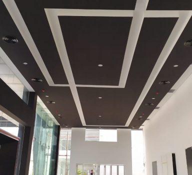 Plafon – Showroom Mitsubishi Lenteng Agung