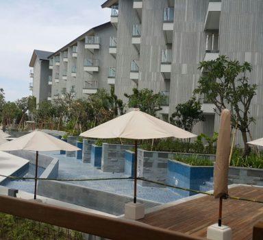 Partisi – Hotel Rimba Ayana Jimbaran
