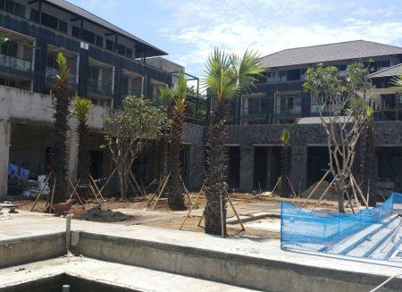 Plafon – Radisson Blu Bali Uluwatu